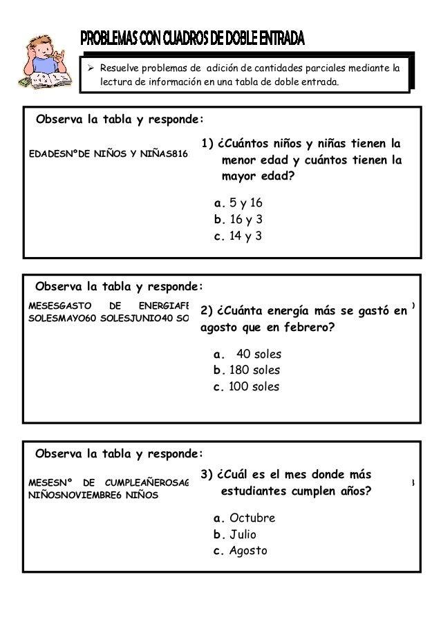 Problemas Matematicos Para Ninos De Segundo De Primaria De Suma Y Resta Ninos Creativos