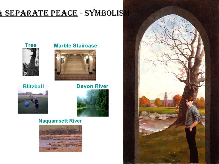 symbols in a separate peace