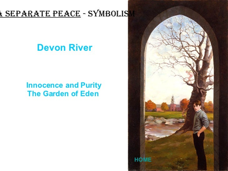 innocence and purity in a separate peace by john knowles A summary of themes in john knowles's a separate peace learn exactly what happened in this chapter, scene, or section of a separate peace and what it means perfect.