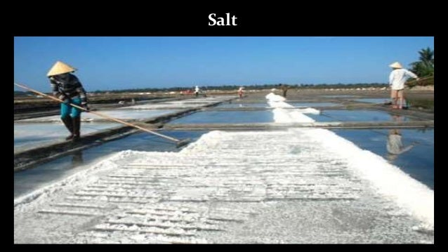the separation of various materials of water sand and salt Our objective to separate the components of a mixture of ammonium chloride, salt and sand the principle: the variety of things with different sizes and shapes in our universe is made up of a material called matter.