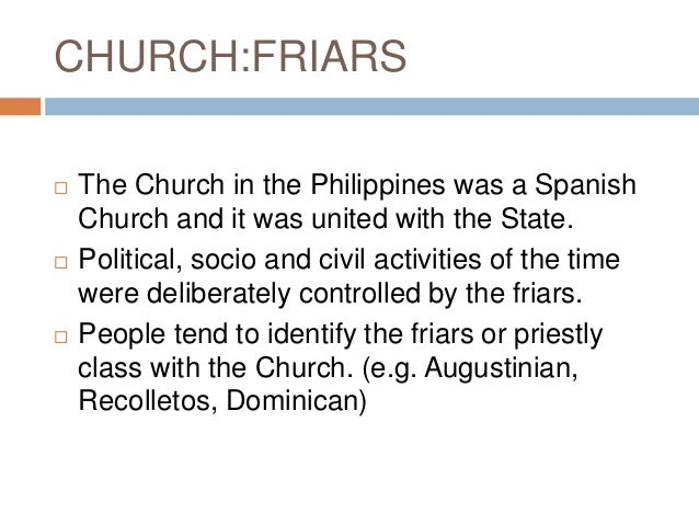 separation of state and church in the philippines