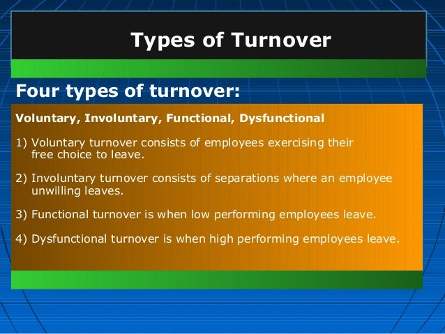 an assessment of high employee turnover in asia software companies High employee turnover in asia software companies background: the software industry in sri lanka is still in its infancy however, it is an industry which has shown one of the highest growth.