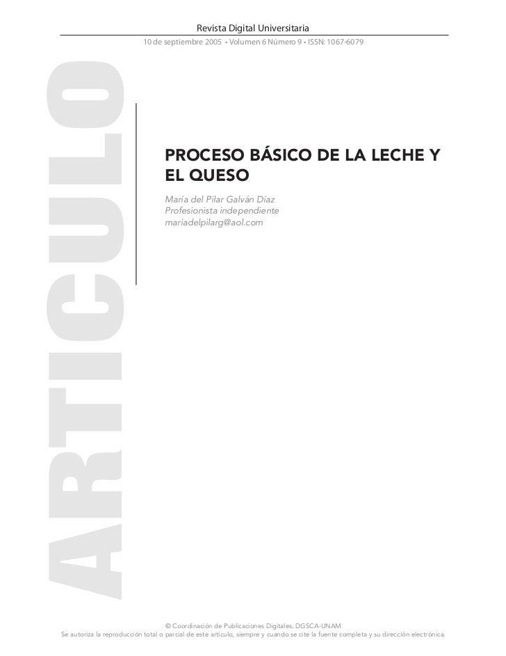 Revista Digital Universitaria                            10 de septiembre 2005 • Volumen 6 Número 9 • ISSN: 1067-6079     ...