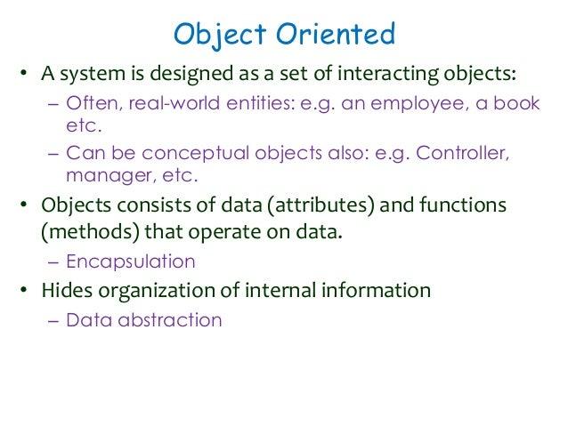 Software Engineering : OOAD using UML
