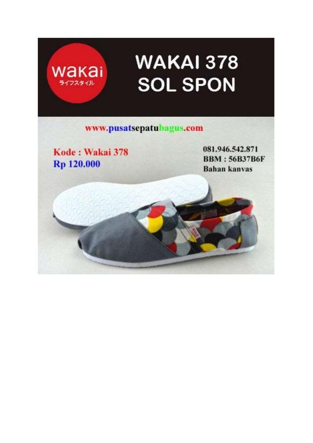 081.946.542.871 - Sepatu wakai Online - Sepatu Wakai Murah - Sepatu Wakai Indonesia