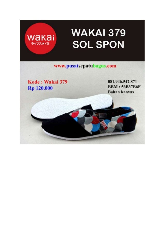 081.946.542.871 - Sepatu wakai Online - Sepatu Wakai Murah - Sepatu Wakai Indonesia Slide 2