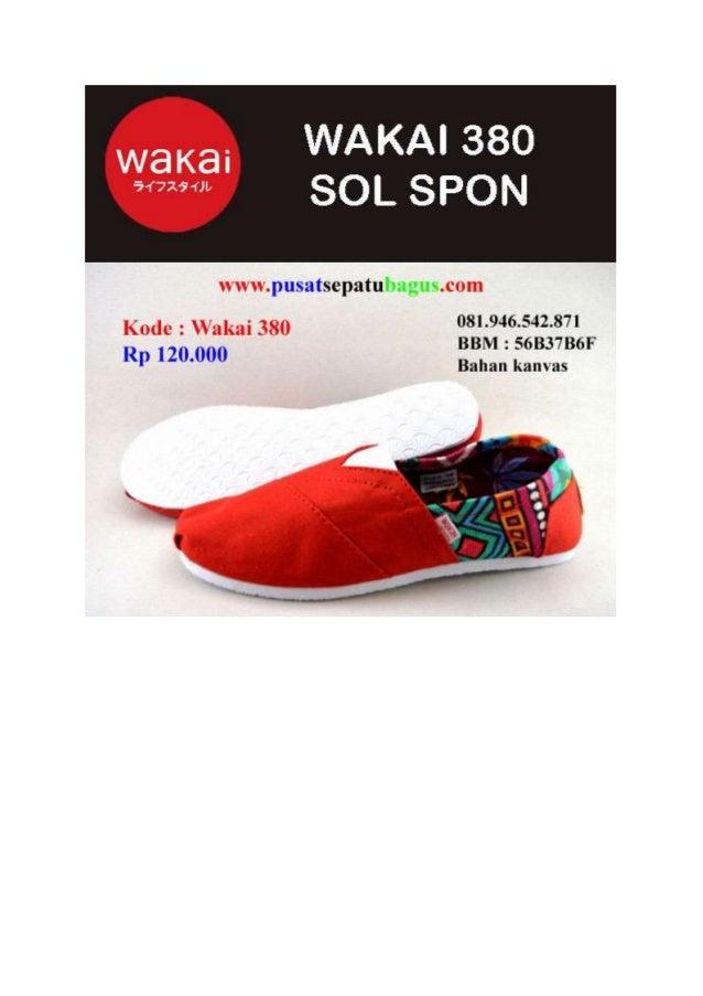 081.946.542.871 - Sepatu wakai Online - Sepatu Wakai Murah - Sepatu Wakai Indonesia Slide 3