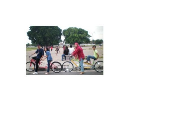 Sepeda antik yogyakarta