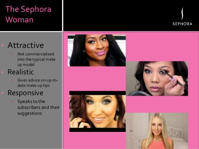 sephora case study The internet has revolutionized the way firms operate and has led to the  emergence of the virtual and click-and-mortar businesses some of the common.