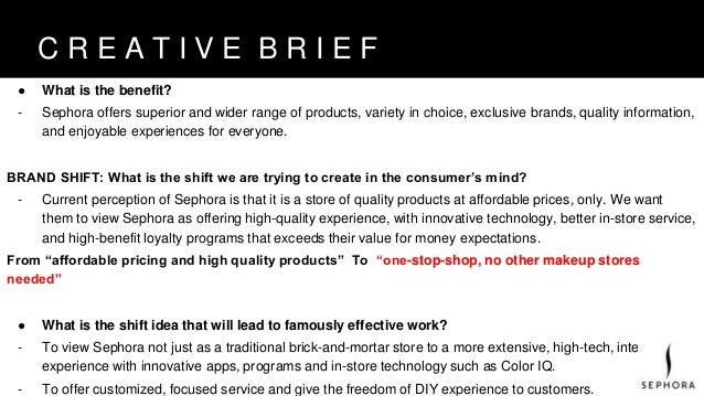 swot for sephora Bluespa cosmetics manufacturing business plan market analysis summary swot template fred segal and sephora) broad--mass merchandisers, cosmetic discounters, drug stores, food stores and wholesale clubs.