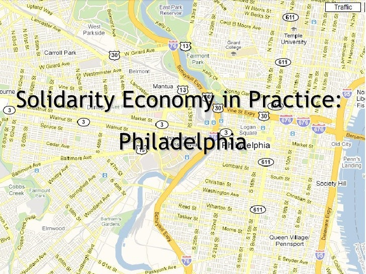 Mapping the Solidarity Economy Slide 3