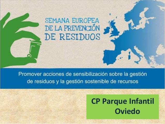 CP Parque Infantil  Oviedo