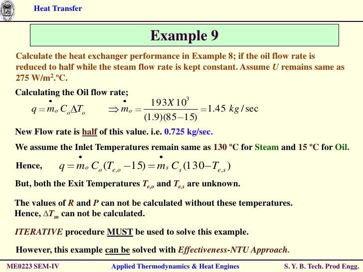 Thermodynamics Chapter 3- Heat Transfer