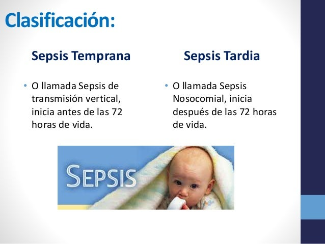 neonatal sepsis Clinical report management of neonates with suspected or proven early-onset bacterial sepsis abstract with improved obstetrical management and evidence-based use of.