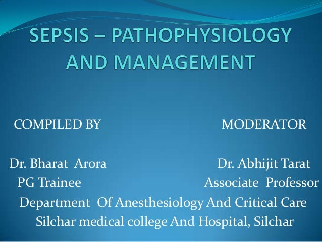 COMPILED BY MODERATOR Dr. Bharat Arora Dr. Abhijit Tarat PG Trainee Associate Professor Department Of Anesthesiology And C...