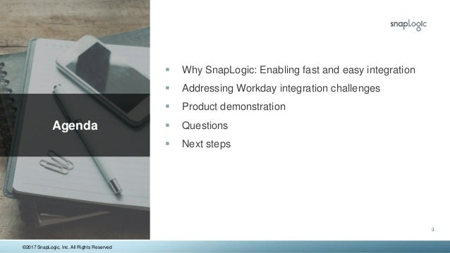 Live Demo: Accelerate the integration of workday applications