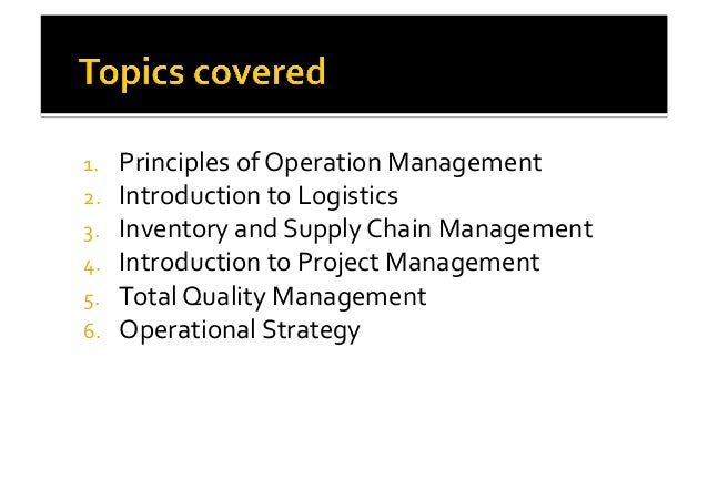 examine the application of operations management Abb ability™ manufacturing operations management applications (apps) go  further with  explore and analyze process measurement and events ms excel.