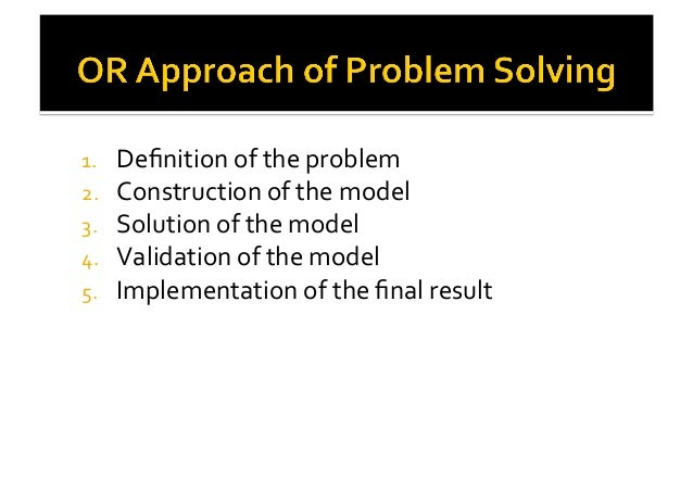 Application of Operations Management Slide 3