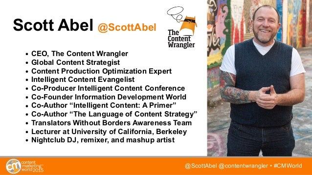 Creating A Digital Content Factory: Getting Started with Intelligent Content Slide 2