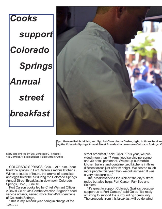 Soup Kitchens In Colorado Springs Volunteering