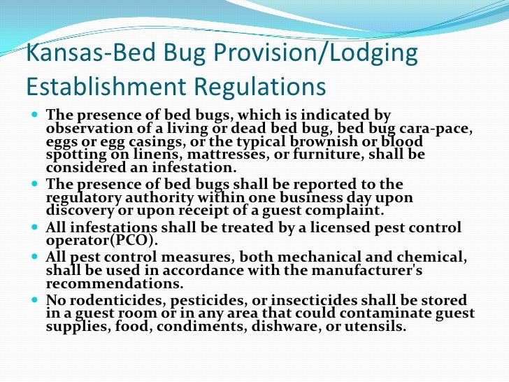 Bed Bug Training Certification