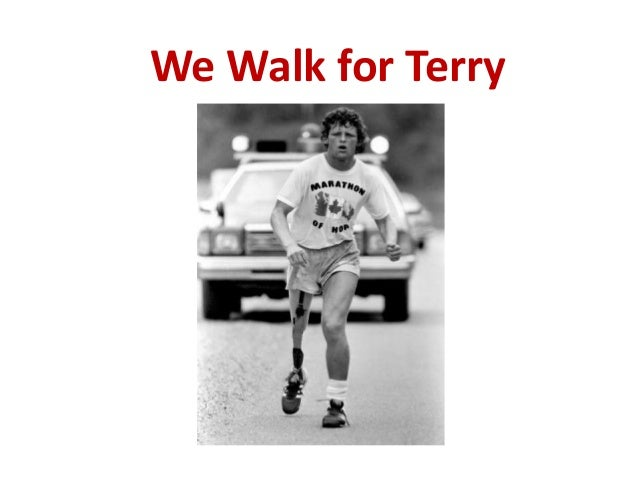 We Walk for Terry