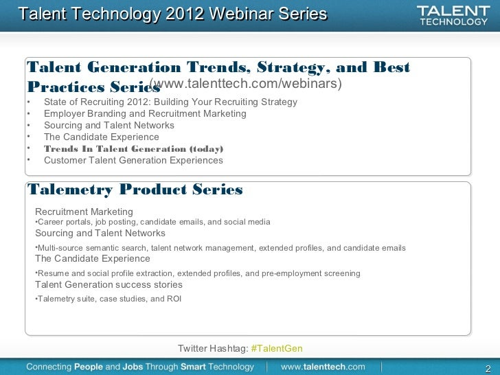 Trends future of talent generation networks communities for Multi generational product plan