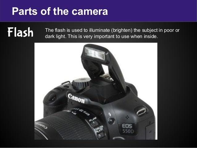 Dslr Camera Functions