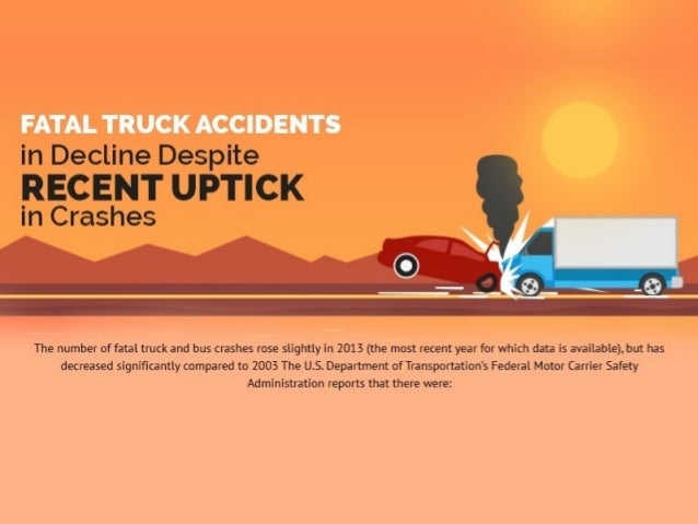 Fatal Truck Accidents in Decline Despite Recent Uptick in Crashes