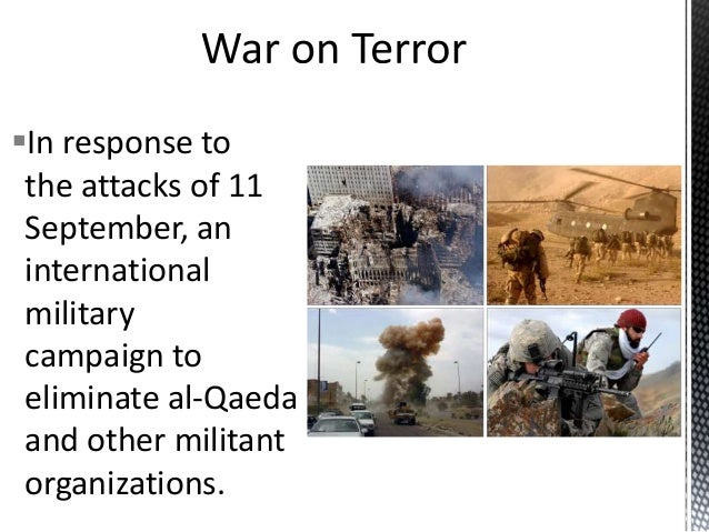 a discussion on the terrorist attack on september 11th The attacks of september 11 national commission on terrorist attacks upon the united states the commission closed on august 21, 2004.