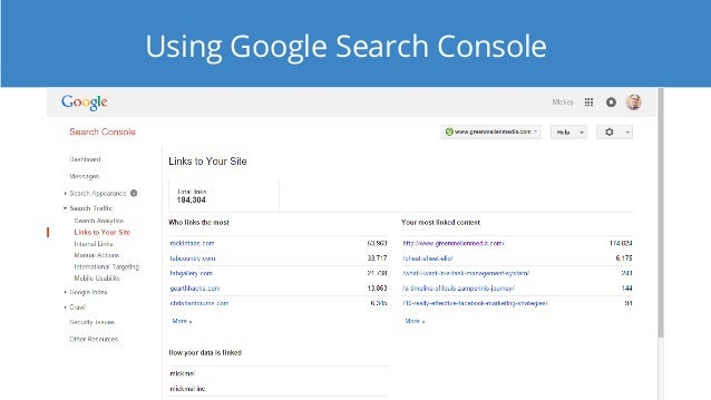 Google search console and controlling the spam in analytics for Google console