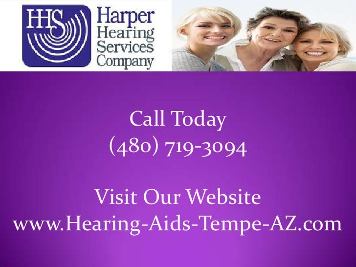 Call Today<br />(480) 719-3094<br />Visit Our Website<br />www.Hearing-Aids-Tempe-AZ.com<br />