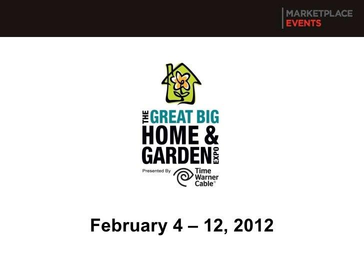 February 4 – 12, 2012