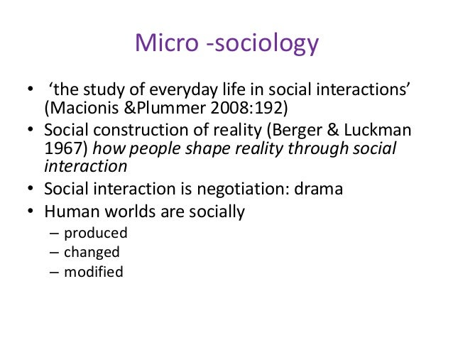 sociology and daily life Extract daily life pollution refers to the type of environmental contamination caused by the everyday life activities of ordinary citizens and consumers.