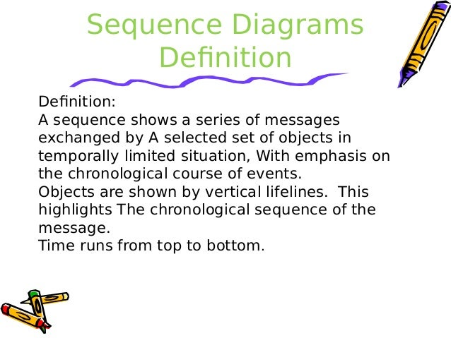 Sequence diagrams sequence diagram components ccuart Gallery