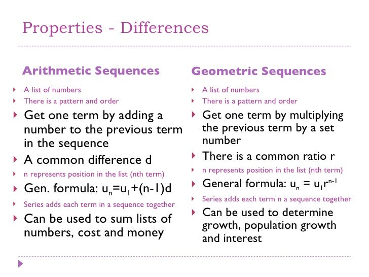 difference between rate and sequence Best answer: sequence denotes steps of development in a specific order - like the stages of development rate of development has to do with how fast (or.
