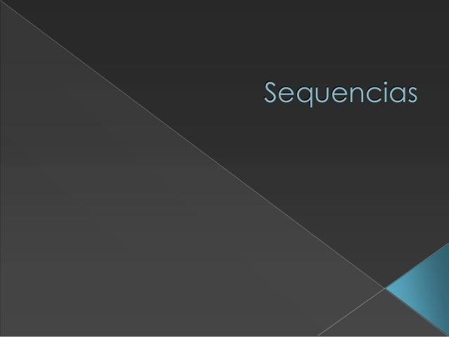 Sequencias