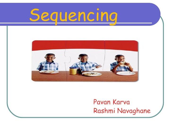 Sequencing Pavan Karva Rashmi Navaghane