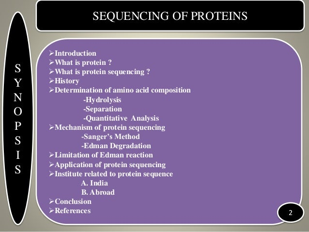 understanding an unknown protein sequence Unknown protein is very similar in sequence to a protein of known function, then there is a good chance that the unknown protein has the same function as the known protein.