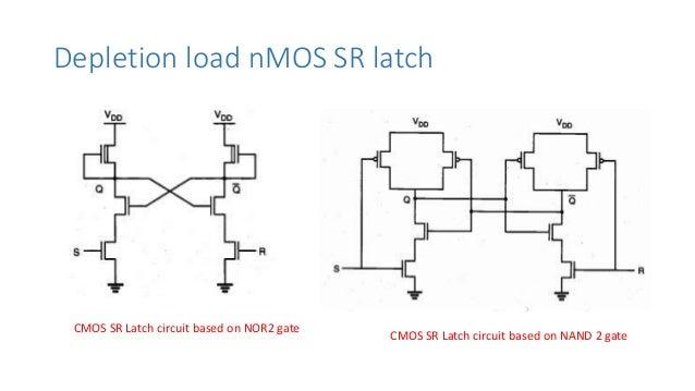 sequential cmos logic circuits