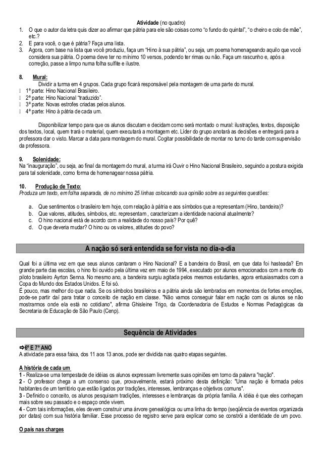 Preferência Sequência de atividades despertar da cidadania_hino nacional UP01