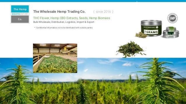 Sequoyaventures hemp-gmp cbd products-isolate-medical-cannabis
