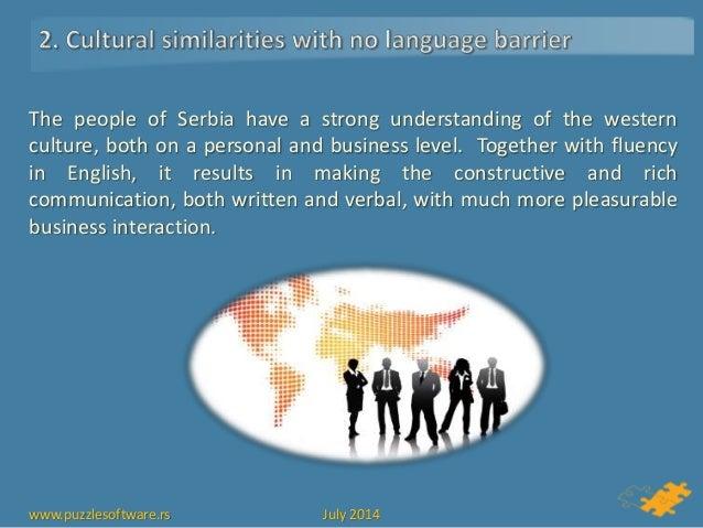 Business culture in serbia