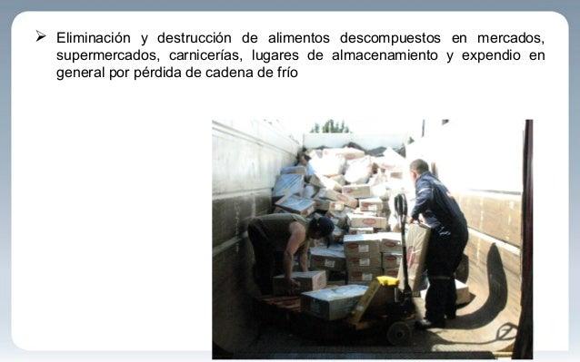 Fiscalización trabajos demolición