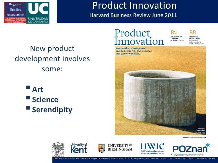 Product Innovation                                        Harvard Business Review June 2011    New productdevelopment invo...