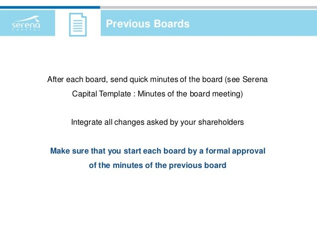 board deck template for saas companies