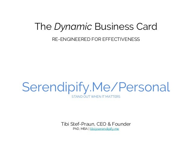 The dynamic business card instant qualification of your connections mepersonalstand out when it matters the dynamic business card re engineered colourmoves