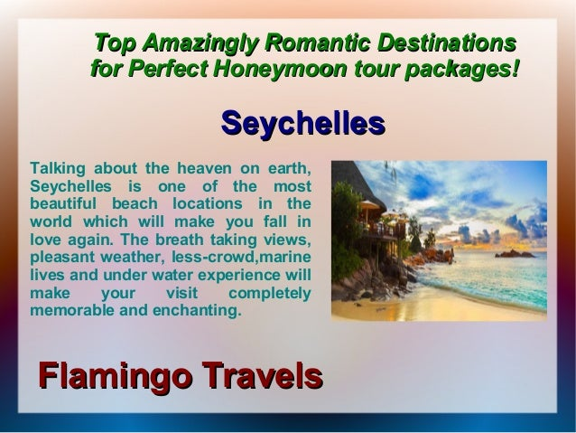 Serene beauty for the perfect honeymoon tour packages Slide 2