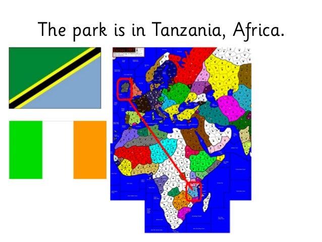 Serengeti national park geog Slide 2