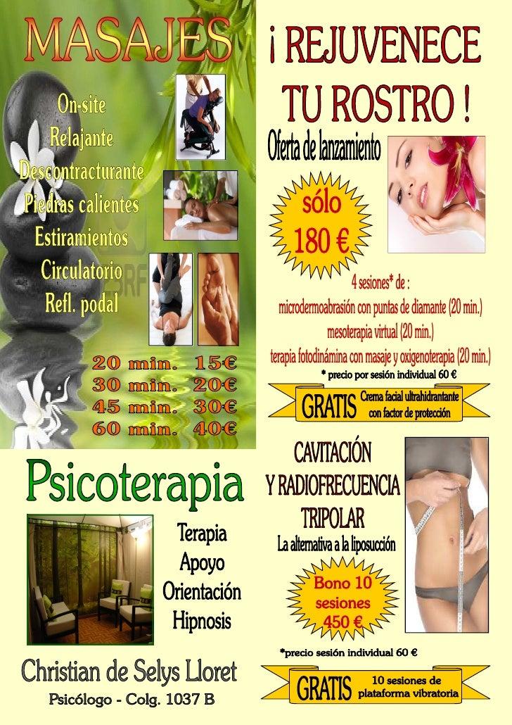 Centro de relajación y psicoterapia